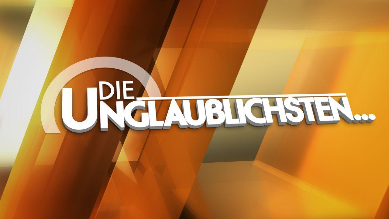 Die Unglaublichsten... Kameraknaller - Logo - Bildquelle: SAT.1
