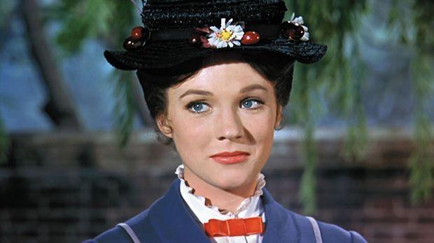 Mary Poppins - Ein ganz besonderes Kindermädchen: Mary Poppins (Julie Andrews...