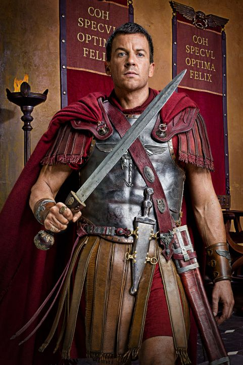 Gaius Claudius Glaber (Craig Parker) ist inzwischen zum Praetor Roms aufgestiegen, allerdings droht die Rebellion der Sklaven seine politische Karri... - Bildquelle: 2011 Starz Entertainment, LLC. All rights reserved.