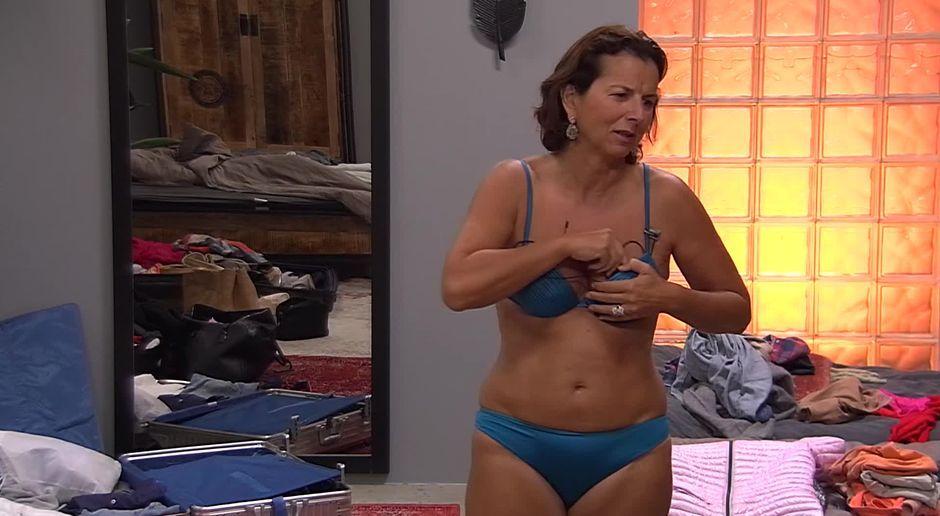 Promi Big Brother Video Bonus Claudia Obert Spricht Kritisch