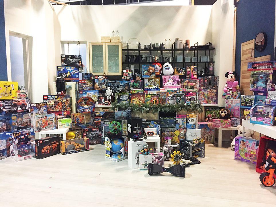 Strahlende Kinderaugen: DIESE Spielzeuge sind in diesem Jahr der Hit unterm ...