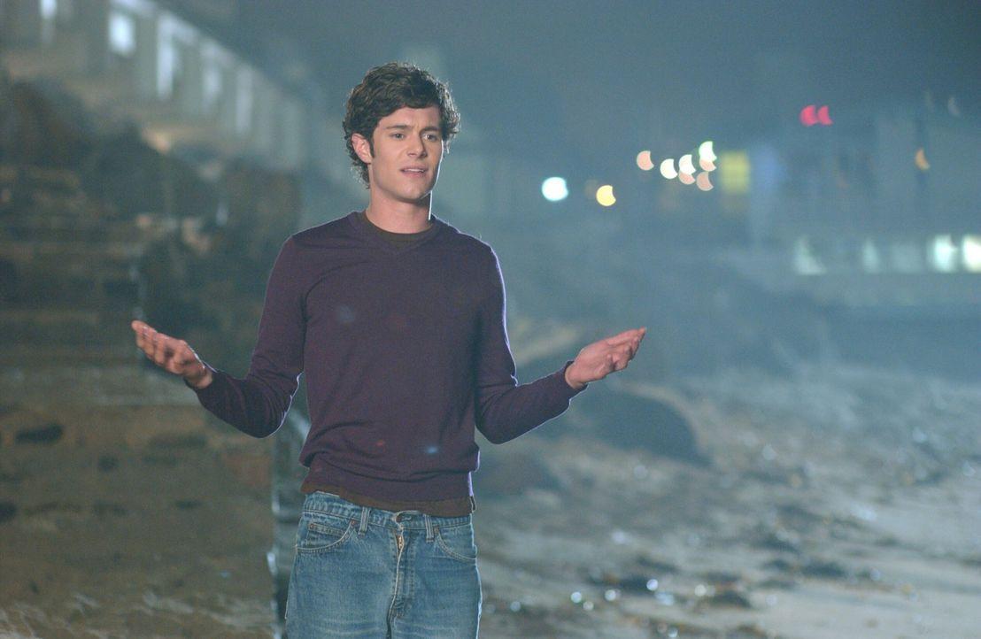 Seth (Adam Brody) ist verzweifelt, da sich Alex nicht mit ihm, sondern mit ihrem Ex treffen möchte ... - Bildquelle: Warner Bros. Television