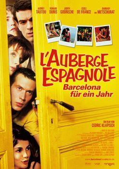 """L'Auberge Espagnole - Barcelona für ein Jahr - """"L'Auberge Espagnole - Ba..."""