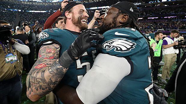 Titelverteidigung mit anderem Team - Bildquelle: 2018 Getty Images