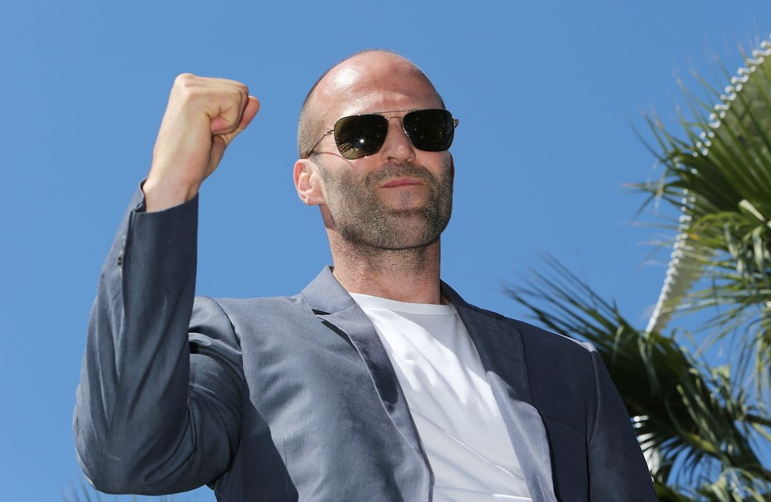 Cannes-Filmfestival-Jason-Statham-140518-2-AFP - Bildquelle: AFP