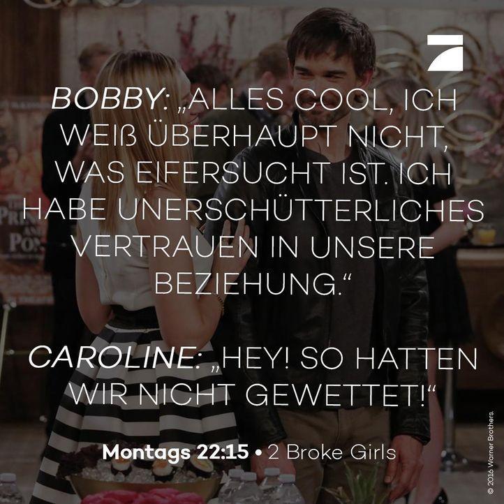 Bobby und Max Staffel 6 Episode 21 - Bildquelle: Warner Bros. Television