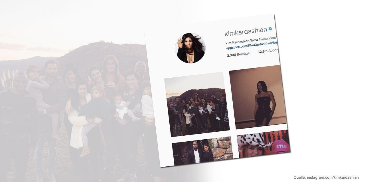 Thanksgiving-kim-kardashian-instagram-com-kimkardashian - Bildquelle: instagram.com/kimkardashian