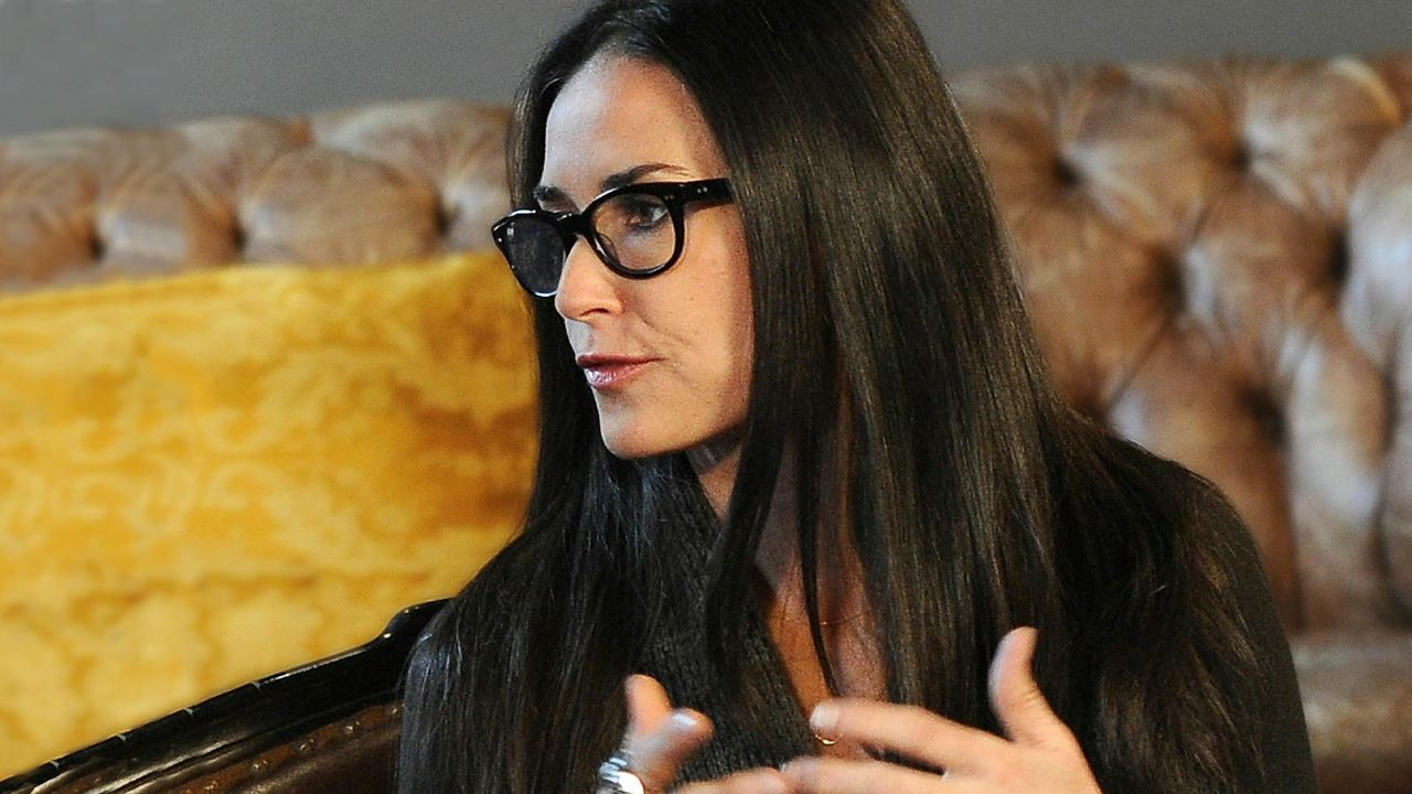 Demi Moore - Bildquelle: getty-AFP