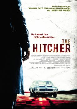 The Hitcher - The Hitcher - Plakatmotiv