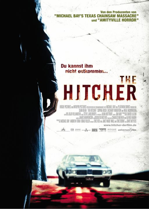 The Hitcher - Plakatmotiv