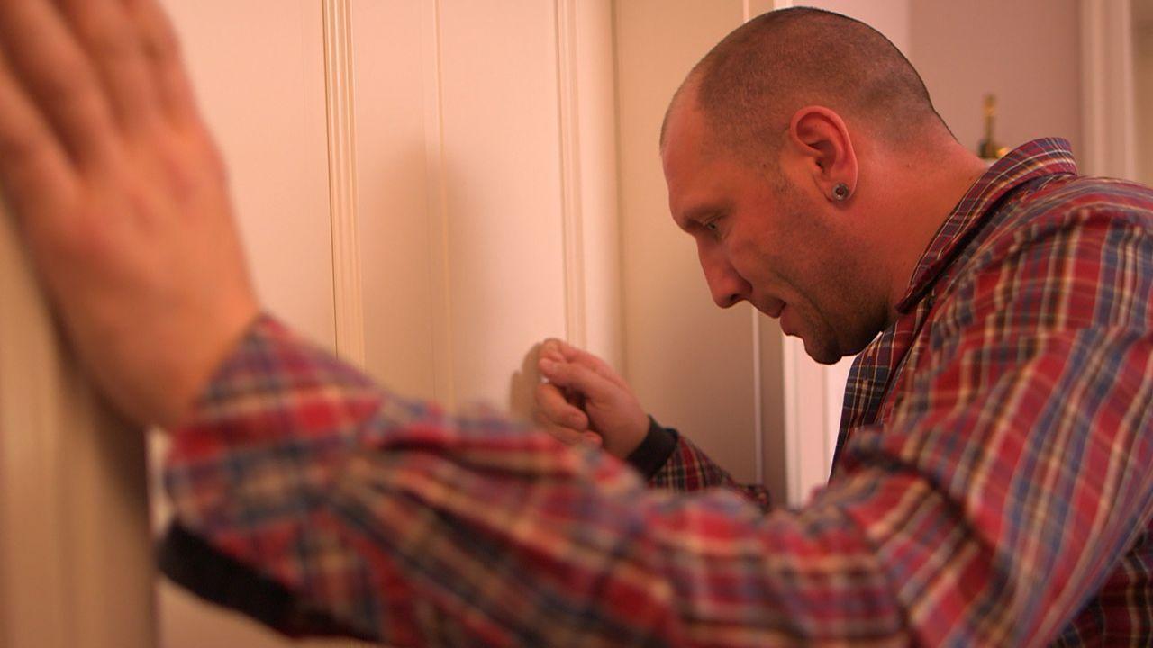 Michael will unbedingt verhindern, dass seine Tochter Käthe einen schwerwiegenden Fehler begeht ... - Bildquelle: SAT. 1