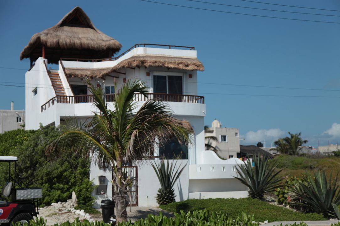 Die mexikanische Karibikküste hat es Todd und Ashley angetan. Nach jahrelangen Urlauben auf der Insel Isla Mujeres suchen sie jetzt ein Eigenheim, d... - Bildquelle: 2014, HGTV/Scripps Networks, LLC. All Rights Reserved.