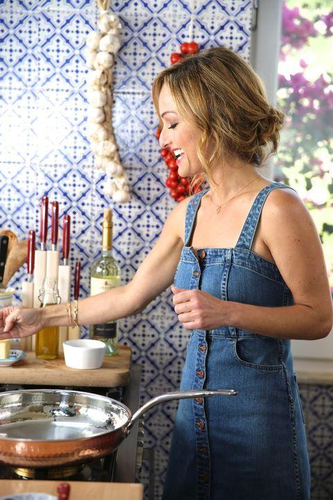 Giada De Laurentiis kehrt in ihre Heimat Italien zurück, um sich auf eine kulinarische Reise zu begeben ... - Bildquelle: 2015,Television Food Network, G.P. All Rights Reserved