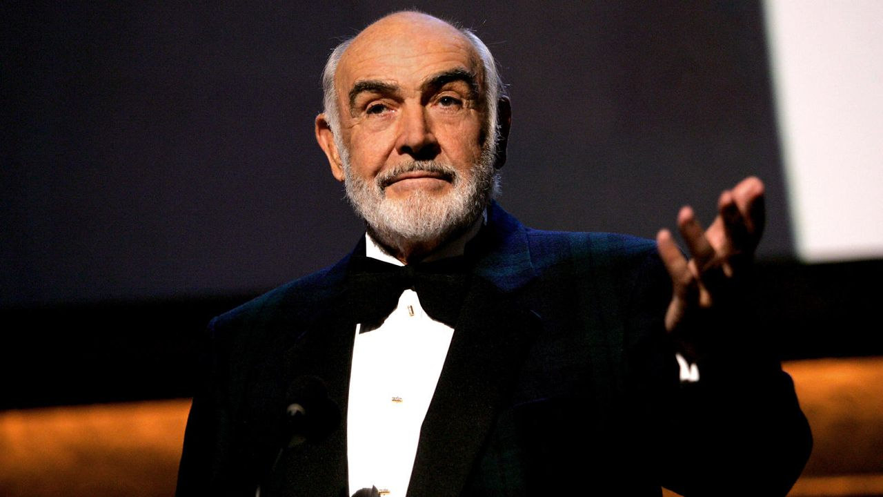 Sean Connery  - Bildquelle: getty-AFP