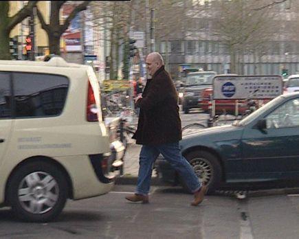 "Quiz Taxi - Markus Maria Profitlich im ""Quiz Taxi"" von Thomas Hacke..."