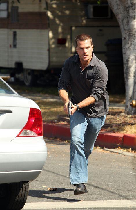 Ein neuer Fall beschäftigt Callen (Chris O'Donnell) und seine Kollegen. Undercover beginnen sie mit den Ermittlungen ... - Bildquelle: CBS Studios Inc. All Rights Reserved.