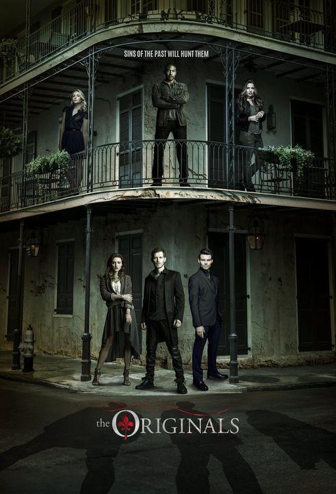 (3. Staffel) - The Originals - Artwork - Bildquelle: 2015 Warner Brothers