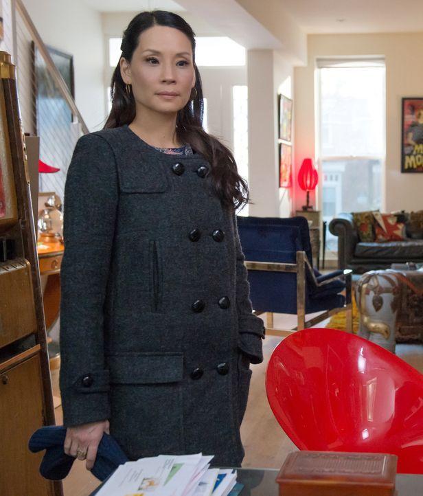 Watson (Lucy Liu) erfährt eine schockierende Neuigkeit über ihren Bruder: Er betrügt angeblich seine Frau ... - Bildquelle: CBS Television