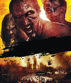 Disaster L.A. - DISASTER L.A. - Artwork - Bildquelle: Warner Bros. All Rights...