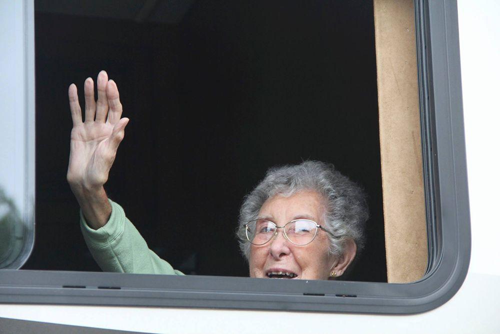 Ciao statt Chemo - Bildquelle: Facebook: Driving Miss Norma / Bild: Driving Miss Norma