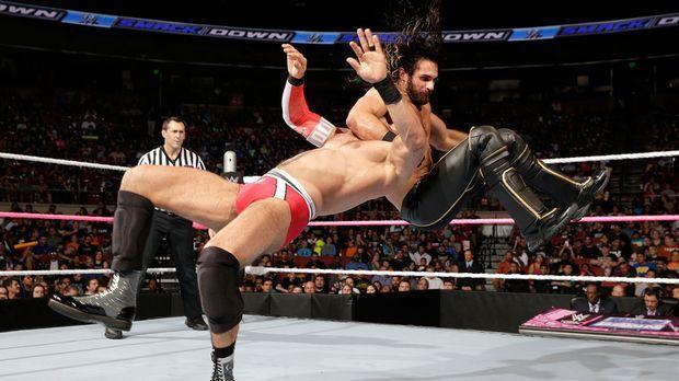 SmackDown vom 2310 © WWE
