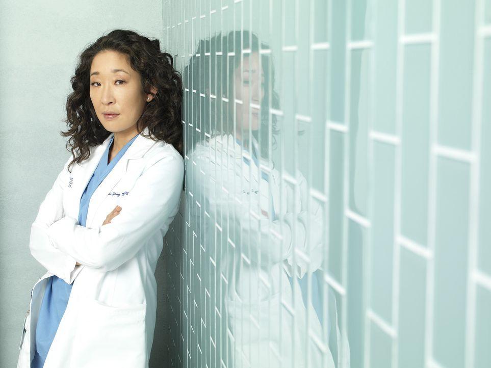 (8. Staffel) - Der berufliche, wie auch der private Stress nimmt nicht ab: Dr. Cristina Yang (Sandra Oh) ... - Bildquelle: ABC Studios