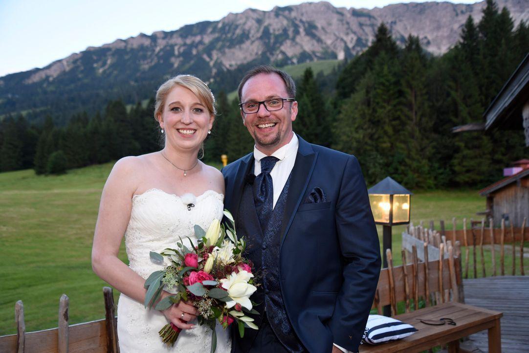 Brautpaar-Ingo-Kathrin - Bildquelle: Christoph Assmann