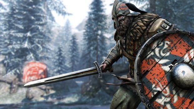 Screenshot aus dem Spiel For Honor.
