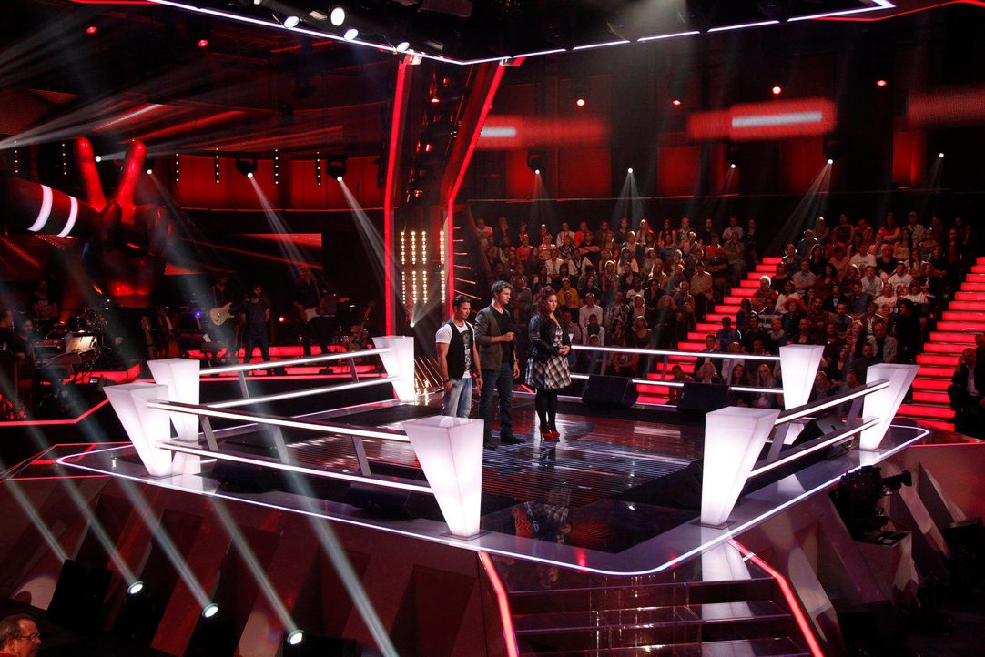 battle-sebastian-vs-karo-12-the-voice-of-germany-huebnerjpg 1775 x 1184 - Bildquelle: SAT.1/ProSieben/Richard Hübner