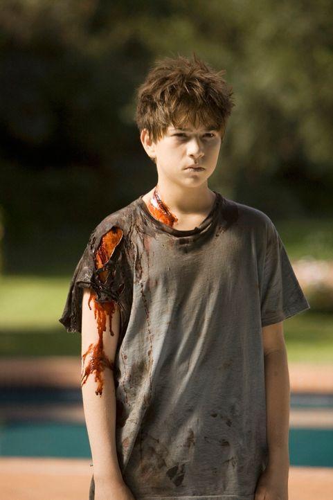 Vor einigen Jahren ist Josh Bancroft (Wyatt Smith) bei einem Unfall mit dem Rasenmäher ums Leben gekommen. Ins Licht konnte er jedoch noch nicht geh... - Bildquelle: ABC Studios