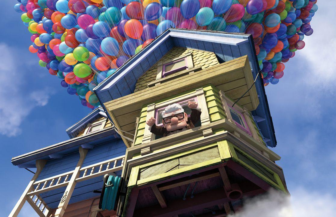 Oben - Bildquelle: Disney/Pixar