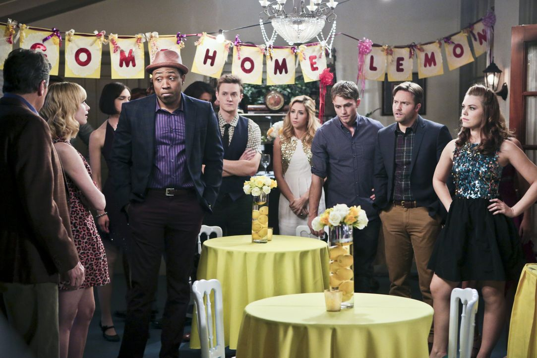 Hart of Dixie, Folge 14: Welcome-Party - Bildquelle: Warner Bros. Entertainment, Inc.