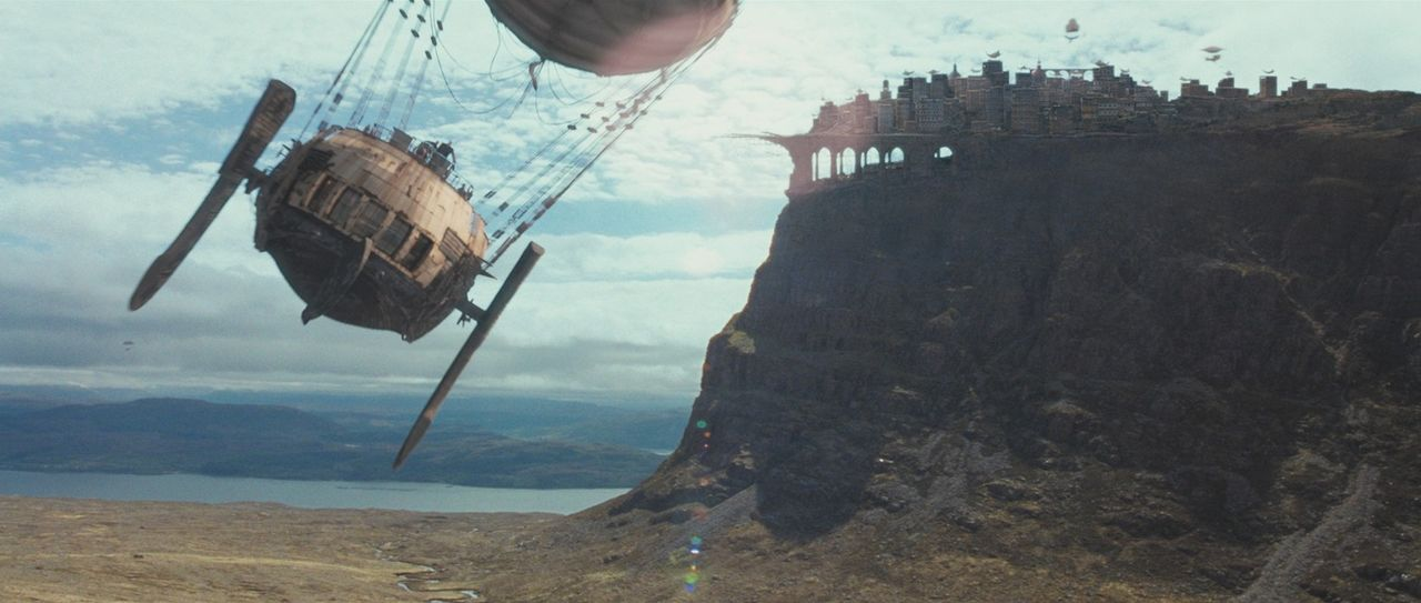Gefährliche Hexen, eine Mensch gewordene Sternschnuppe und ein neugieriger Königssohn sorgen für Turbulenzen im englischen Dorf Wall. - Bildquelle: 2006 Paramount Pictures. All Rights Reserved.