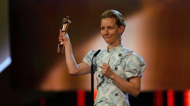 Sandra Hüller gewinnt eine Auszeichnung
