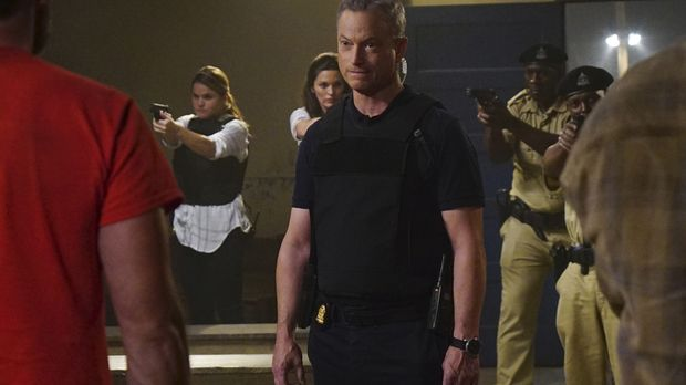Criminal Minds: Beyond Borders - Criminal Minds: Beyond Borders - Staffel 2 Episode 1: Verlorene Seelen