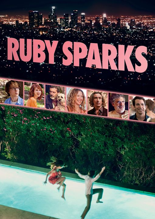 Ruby Sparks - Meine fabelhafte Freundin - Plakatmotiv - Bildquelle: 2015 Fox and its related entities.  All rights reserved.