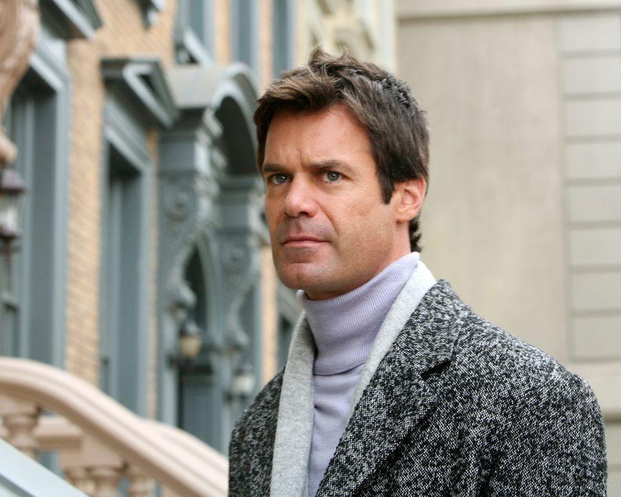 Bob (Tuc Watkins) zieht mit seinem Freund in die Wisteria Lane. Susan versucht sich mit den beiden anzufreunden, was ihr durch einige klischeehafte... - Bildquelle: ABC Studios