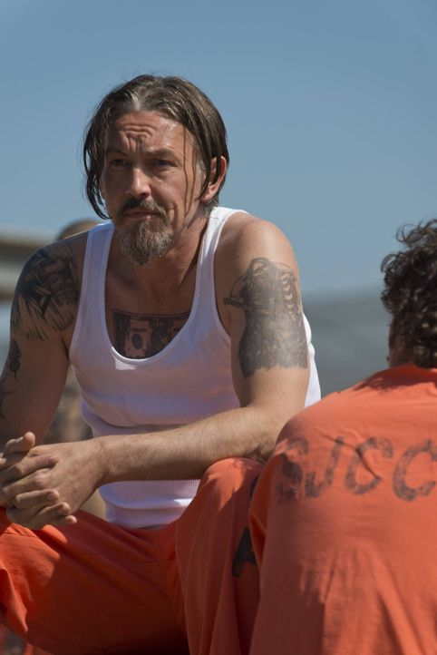 Der Gefängnisaufenthalt wird auch sein Leben verändern: Chibs (Tommy Flanagan) ... - Bildquelle: 2012 Twentieth Century Fox Film Corporation and Bluebush Productions, LLC. All rights reserved.