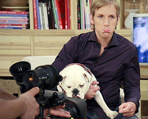 fruehstuecksfernsehen-studiohund-lotte-in-action-im-studio-041 - Bildquelle: Ingo Gauss