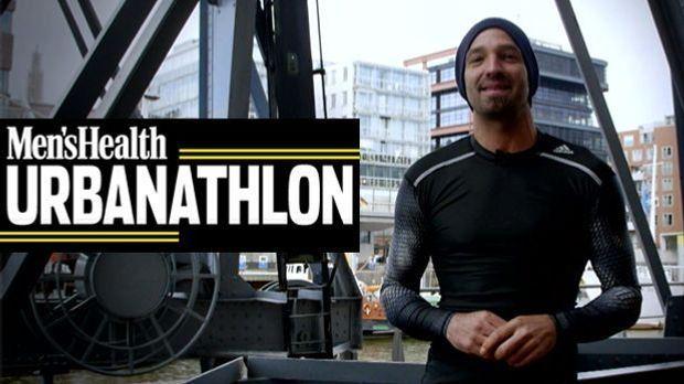 Men's Health Urbanathlon mit Niels-Peter Jensen