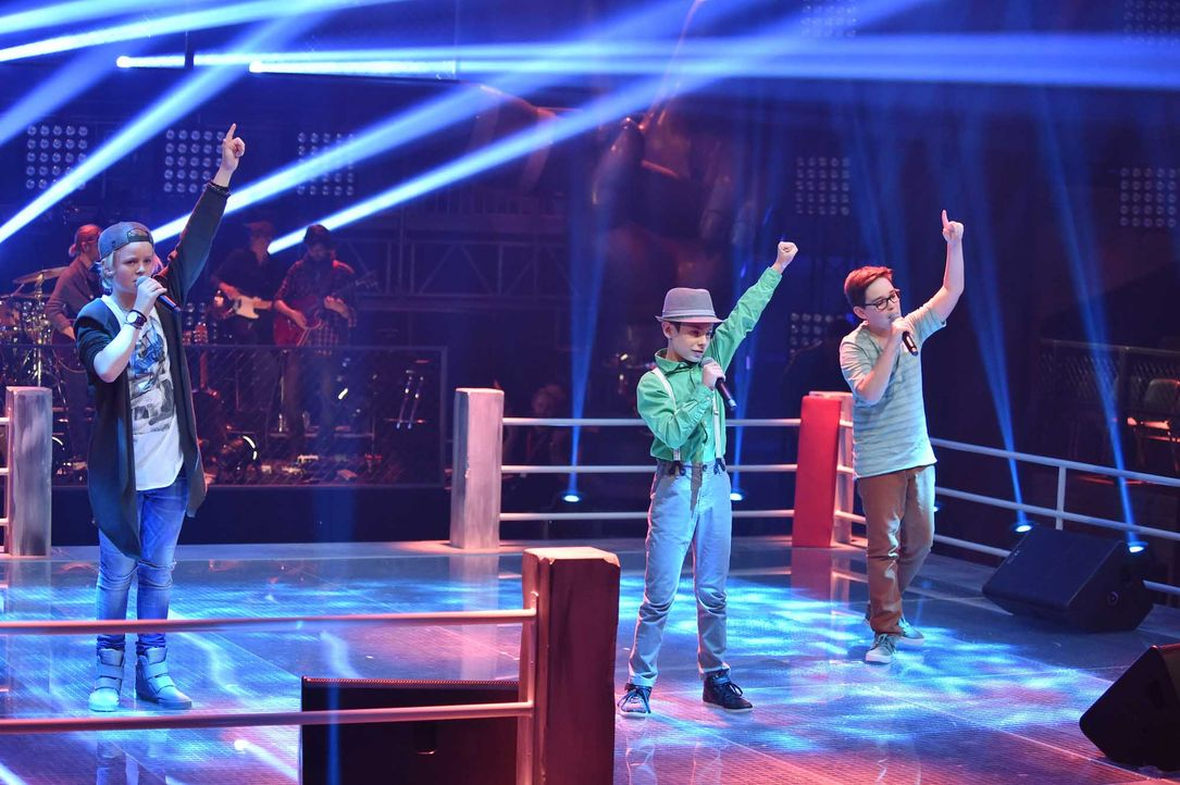 The-Voice-Kids-Stf04-Epi06-Auftritte-070-SAT1-André-Kowalski - Bildquelle: © SAT.1 / André Kowalski