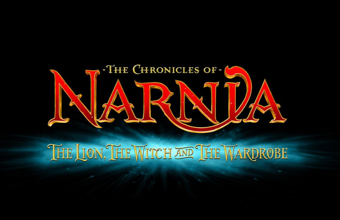 """The Chronicles Of Narnia: The Lion, The Witch and The Wardrobe"" - Originaltitellogo - Bildquelle: Disney Enterprises. All rights reserved"