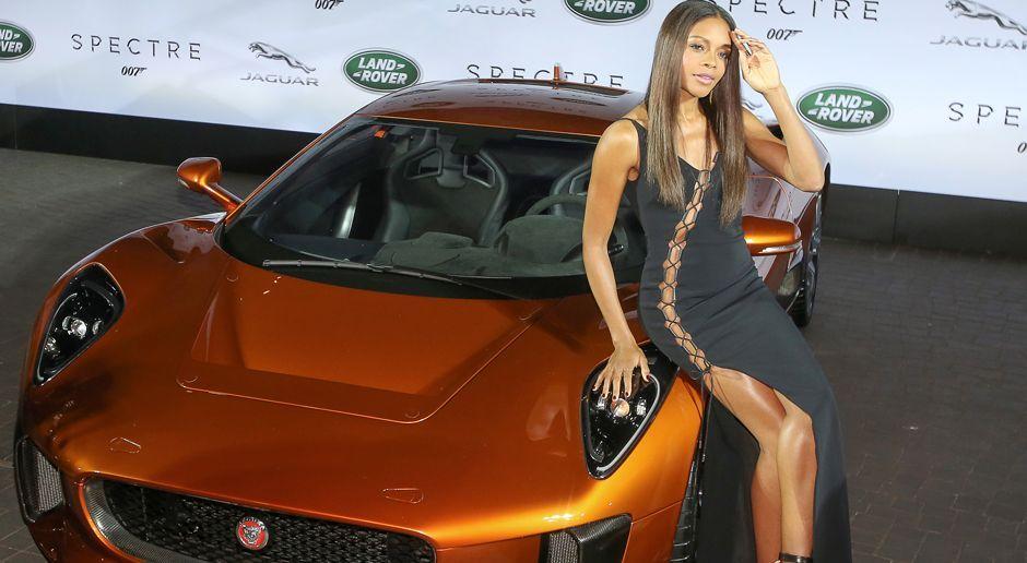 Jaguar-zum-anbeissen - Bildquelle: dpa