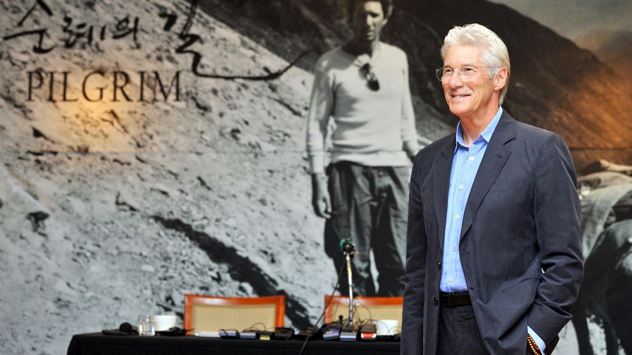 Richard Gere  - Bildquelle: AFP