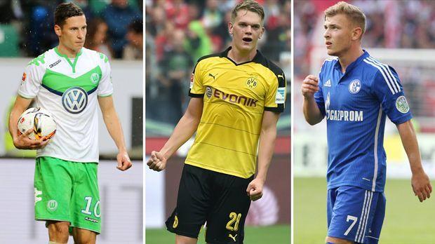 Fifa 16 Die Besten Talente Der Bundesliga