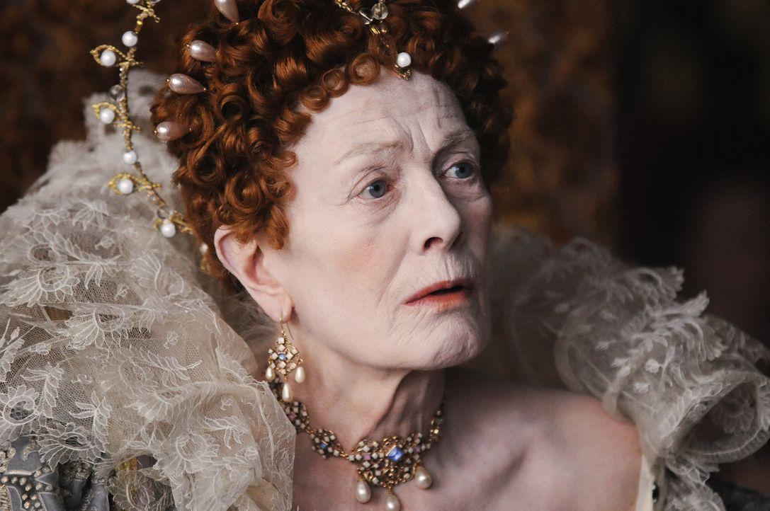 Ihre Nachfolge löst mörderische Intrigen aus: Königin Elizabeth I. (Vanessa Redgrave) ... - Bildquelle: Reiner Bajo 2011 Columbia Pictures Industries, Inc. and Beverly Blvd LLC. All Rights Reserved.