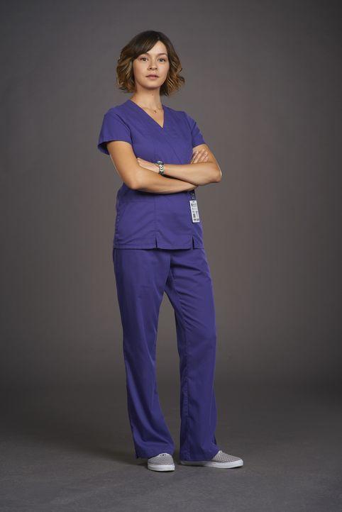 (3. Staffel) - Wird ihre Achterbahn der Gefühle die Arbeit von Maggie (Julia Taylor Ross) beeinflussen? - Bildquelle: 2014 Hope Zee Three Inc.