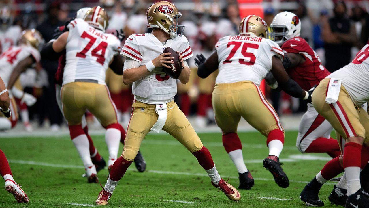 Verlierer: San Francisco 49ers - Bildquelle: imago/Icon SMI