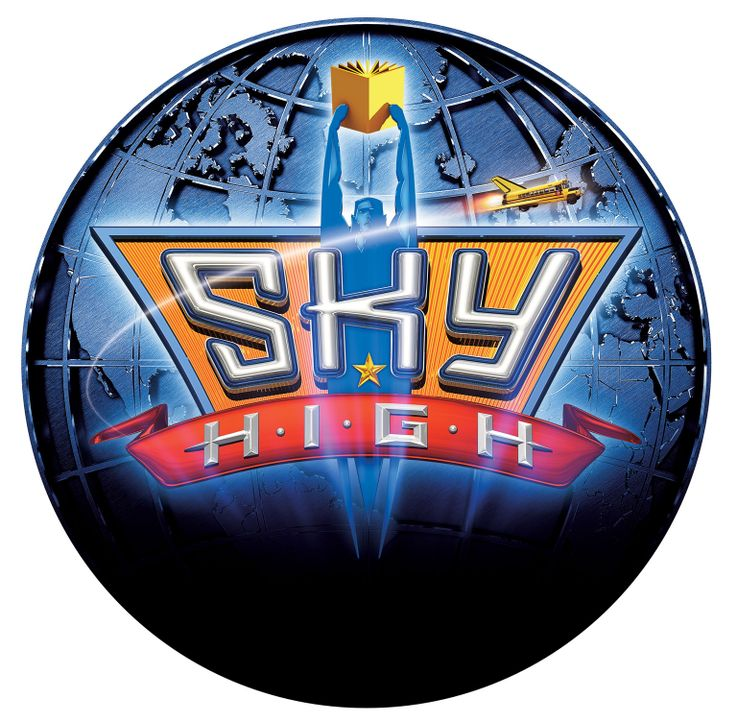 Sky High - Diese Highschool hebt ab! - Logo - Bildquelle: Walt Disney Pictures. All rights reserved