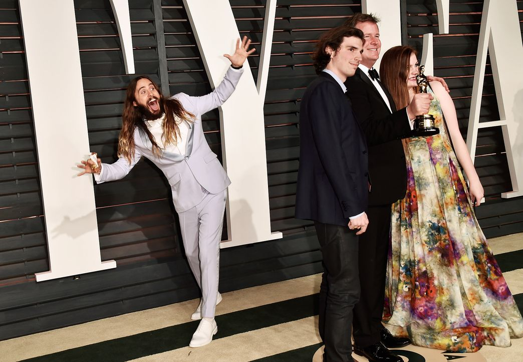 Oscars-Vanity-Fair-Party-Jared-Leto-150222-getty-AFP - Bildquelle: getty-AFP